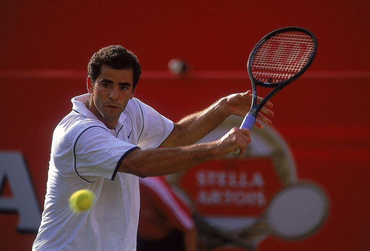12th August. A day when tennis stardom is born.   Happy birthday, Pete Sampras and @StefTsitsipas!   #QueensTennis <br>http://pic.twitter.com/Mj4tm0PMXM
