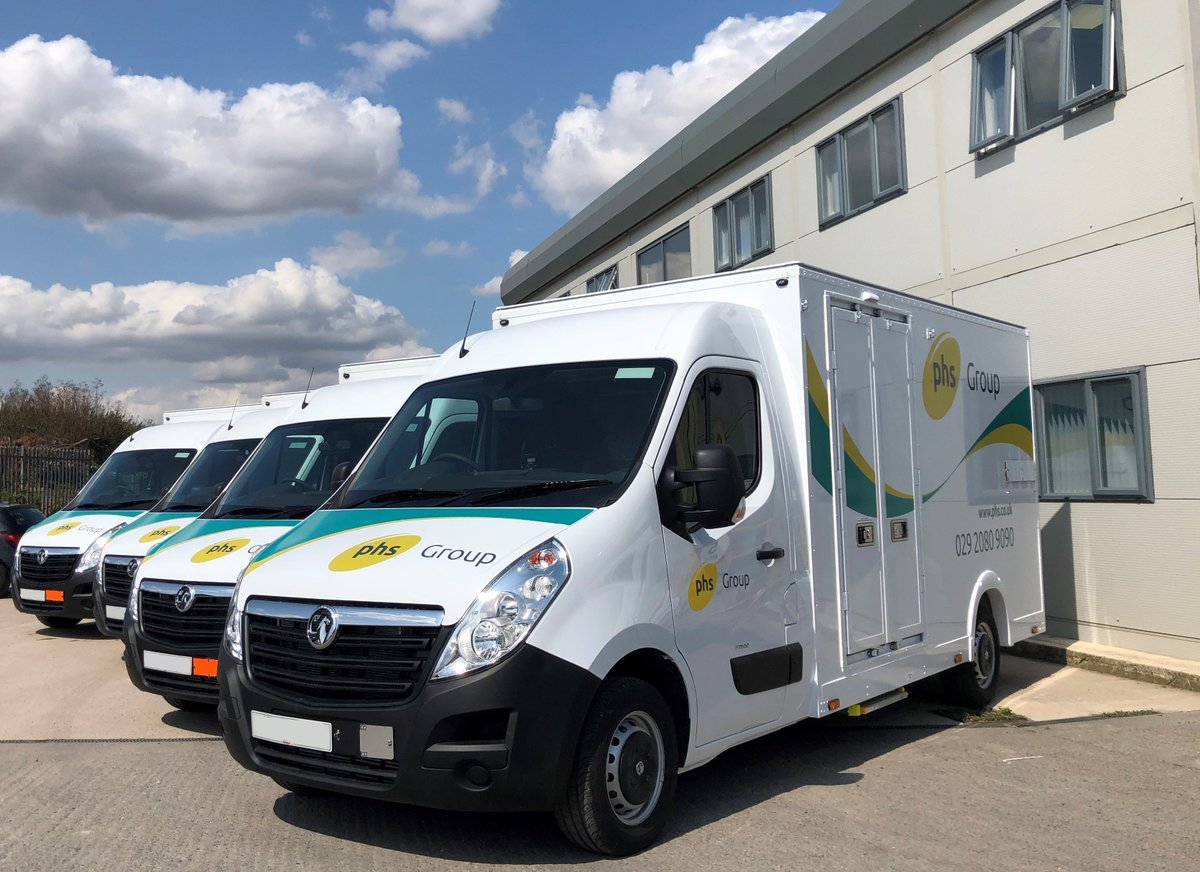 test Twitter Media - First 11 of 41 going out... 3.5t Vauxhall Movano Healthcare vehicles for @phsgroup  &  @PentagonDG   #Vauxhall @Vauxhallvans @vauxhall  #Movano #HealthCareVehicles #Pentagon #PHS #MWHull #KeepingBritainMoving https://t.co/VDEqkGGexW