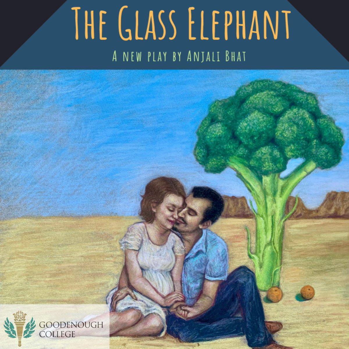 Apparently it's #WorldElephantDay so we'd like to give a shout out to the @TheGlassElly team 😃ahead of their #edinburghfringe2019 and #BloomsburyFest2019 performances http://bloomsburyfestival.org.uk/event/the-glass-elephant-goodenough-theatre-company/…