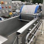 Image for the Tweet beginning: Kronen GEWA3800B Plus flume washer