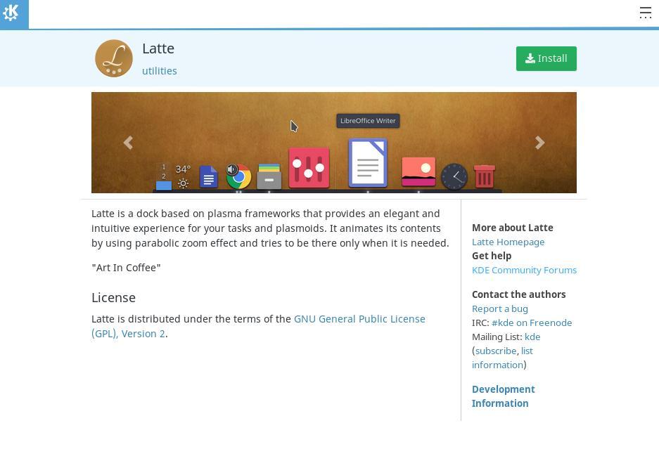 KDE Community on Twitter: