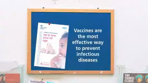 Our guide can help you understand the vaccines offered in the UK and when to have them. It also explains how they work and why theyre safe and important: nhs.uk/vaccination