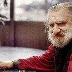 Image for the Tweet beginning: Büyük şair #CanYücel'i aramızdan ayrılışının