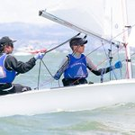 Image for the Tweet beginning: 2019 #Chubb U.S. Junior Sailing