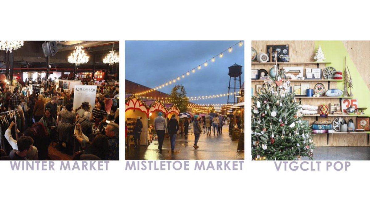 Charlotte Christmas Market.Vintage Charlotte Vtgclt Twitter