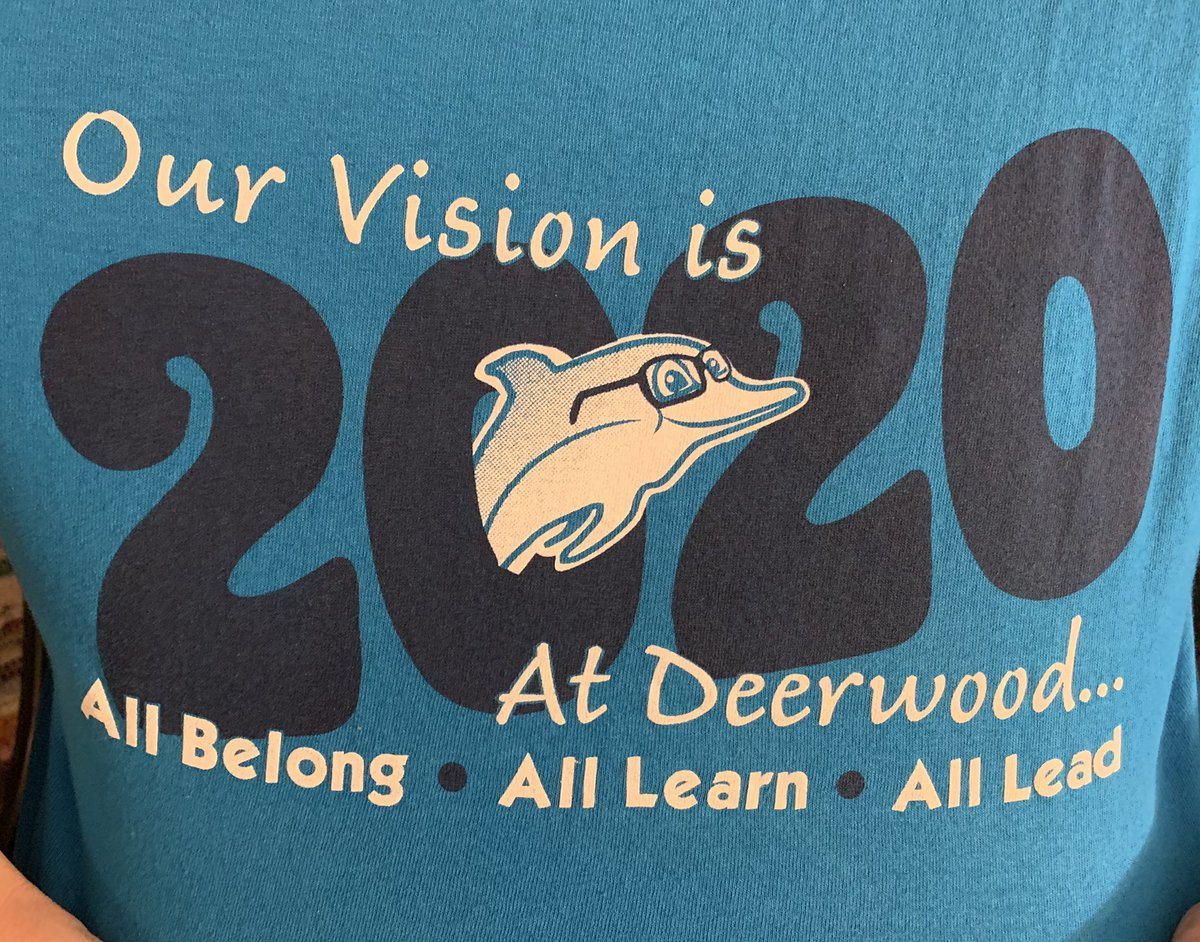 My daughter was especially excited the dolphin had glasses too. All Belong. All learn. All lead! @HumbleISD_DWE #DWE2020 <br>http://pic.twitter.com/ZNBNLxlMnO