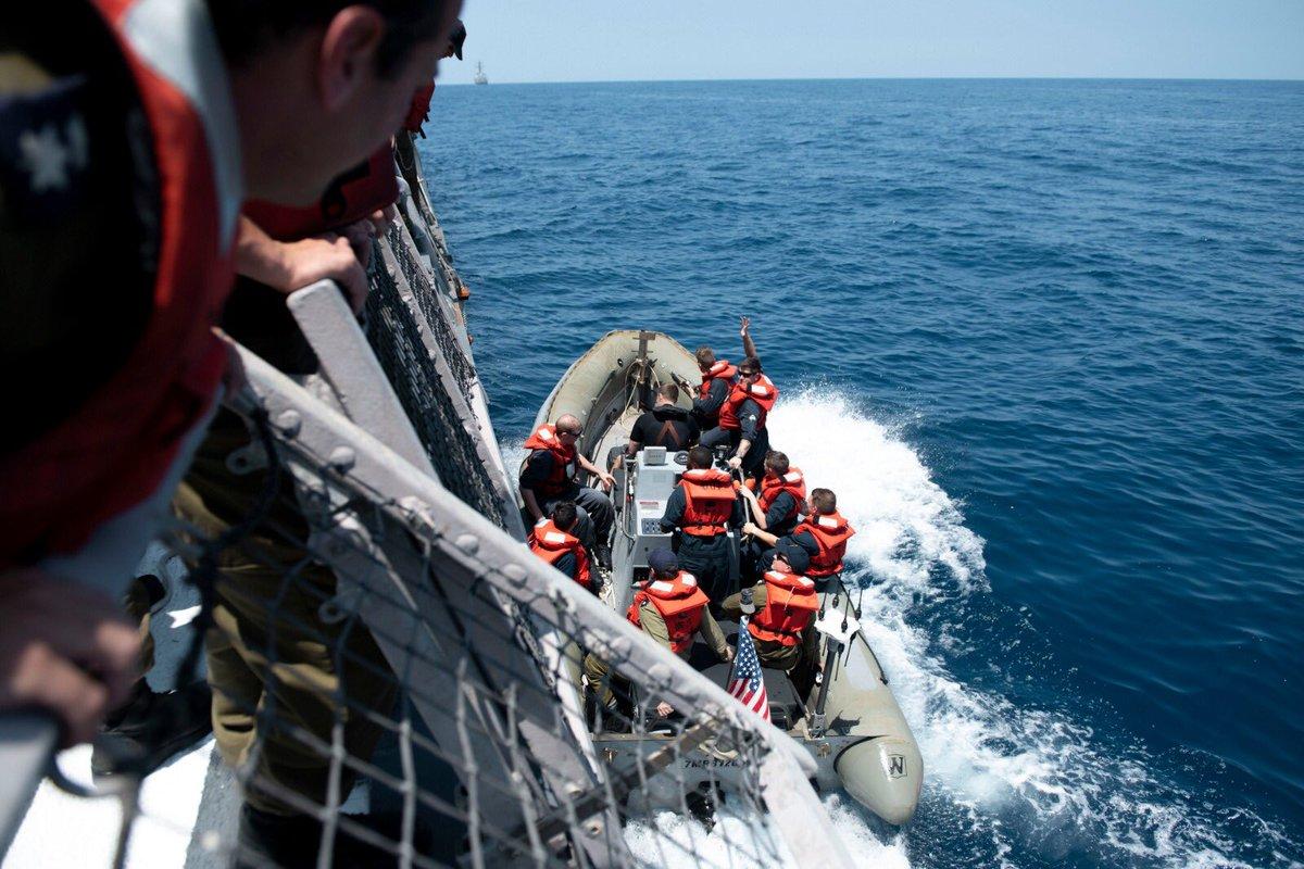 إسرائيل تستضيف تدريبات لقطع بحرية من 11 دولة لمواجهة زلزال EBxrYPpXYAEH294