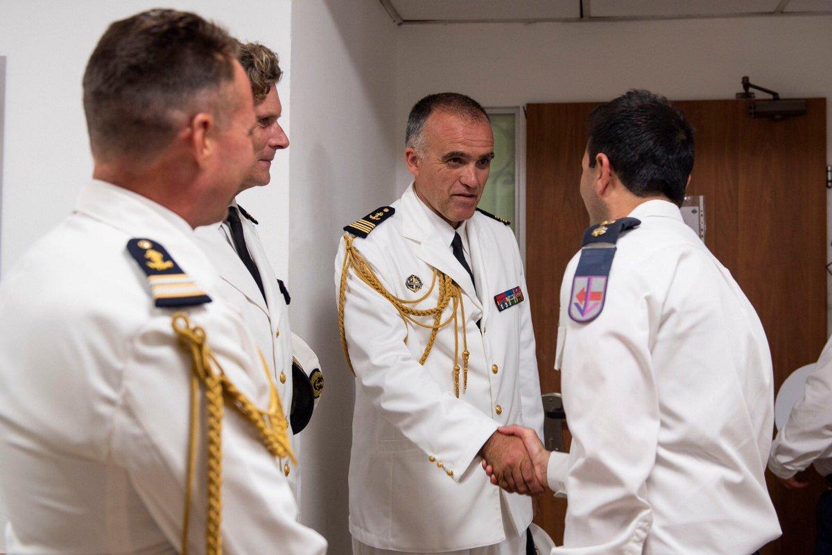 إسرائيل تستضيف تدريبات لقطع بحرية من 11 دولة لمواجهة زلزال EBxrZxxXkAEiAdj