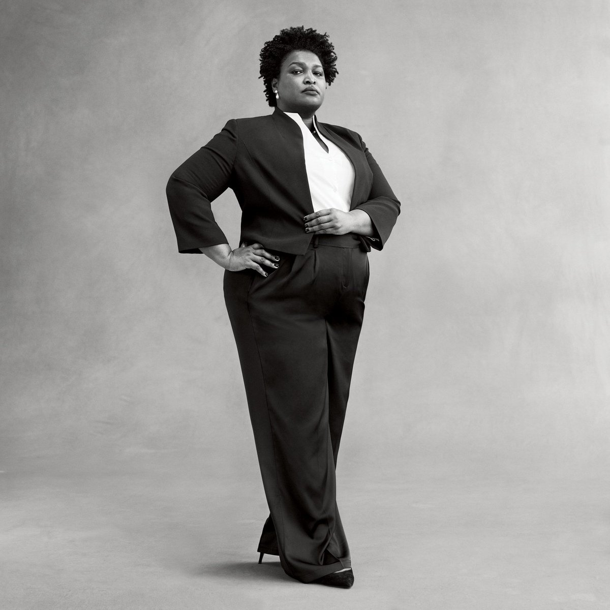 Can @staceyabrams save American democracy? http://vogue.cm/DIfSjAk