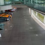 It's oh so quiet. 🤫👀  The MTC looking unusually empty with the race team away for summer break.