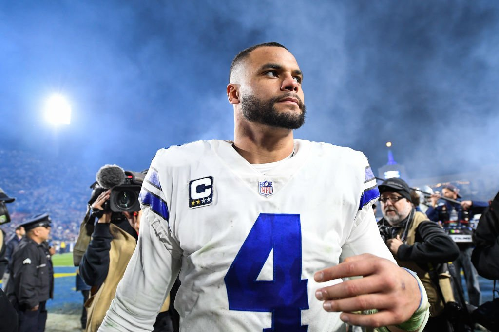 @BleacherReport's photo on Dak Prescott