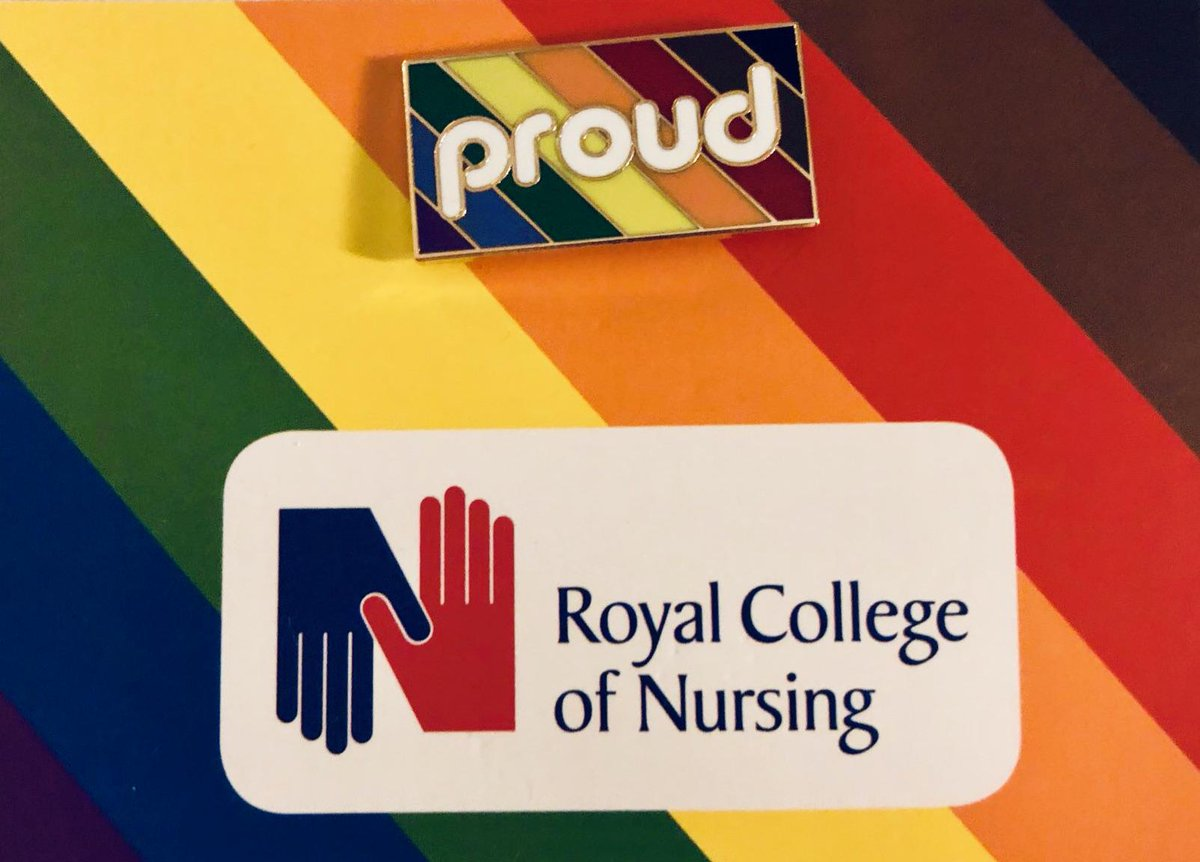 Are you a member of @theRCN and passionate about #LGBTQ+ ? Please DM me ... 𝘙𝘦𝘵𝘸𝘦𝘦𝘵𝘴 𝘢𝘱𝘱𝘳𝘦𝘤𝘪𝘢𝘵𝘦𝘥