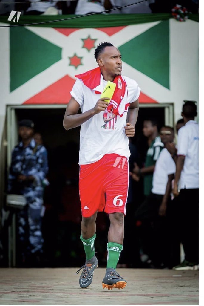 Wazito FC new recruit Karim Nizigiyimana has retired from international football. Karim featured for the Swallows of Burundi in the #AFCON2019  <br>http://pic.twitter.com/Qn0fuGTMAq