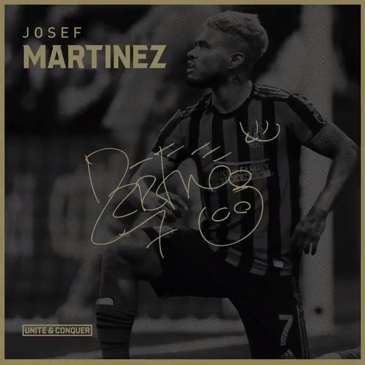 There's no stopping him 😡  @JosefMartinez17 follows up his Player of the Month with the MLS Player of the Week award!