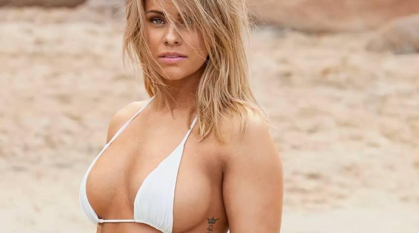 Sports Illustrated Shares Paige VanZant Swimsuit Photos