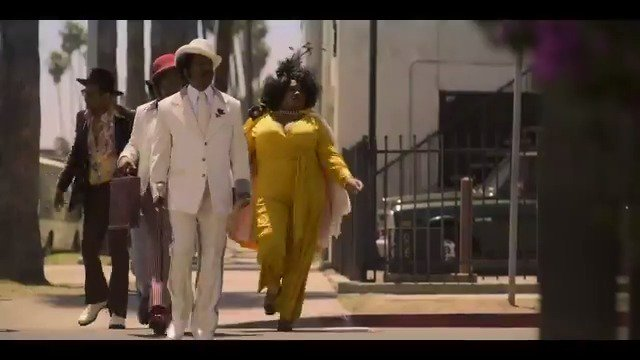 RT @NetflixFilm: DOLEMITE IS MY NAME. In select theaters and on @Netflix this fall. https://t.co/fyCZToecPq