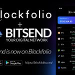 Image for the Tweet beginning: BitSend has been ready in