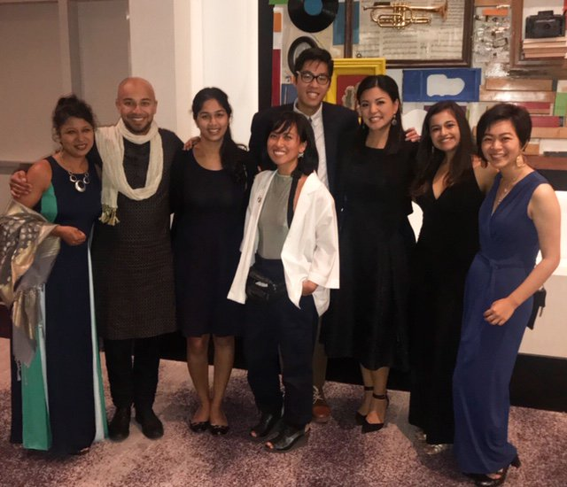 Aw we're still missing #AAJA19! Here's some of our crew at the gala.