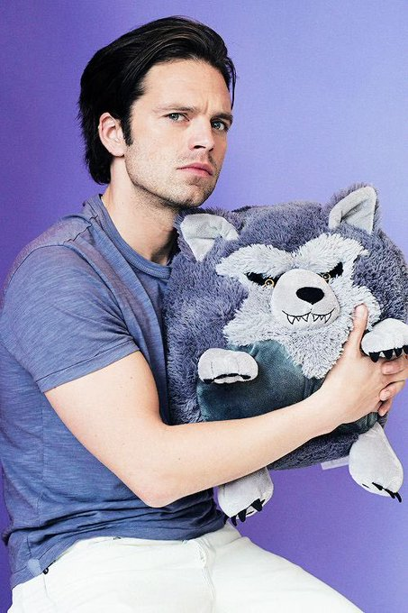 Happy Birthday Sebastian Stan