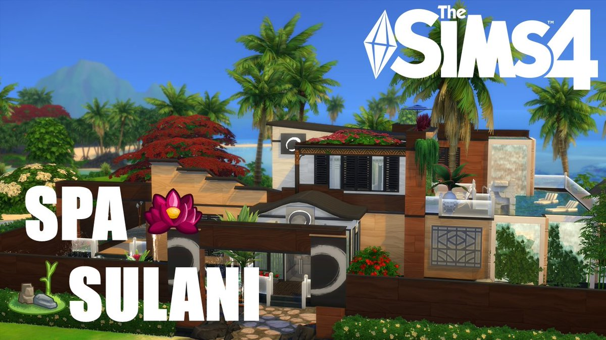 Tamano Jacuzzi.Mima A Tus Sims Con Este Maravilloso Spa Que Ha Creado