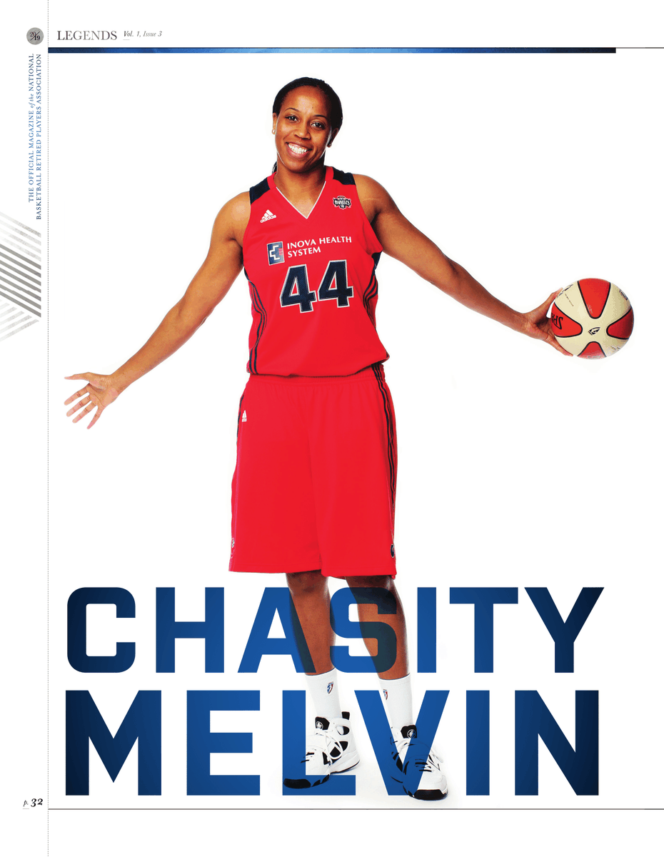 """""""Have you heard of @chasitymelvin? If not, wake up!""""  Check out the full story """"You Can't Dream Big Enough"""" in the latest issue of #LegendsMagazine!  👀: https://bit.ly/2H0U32j"""