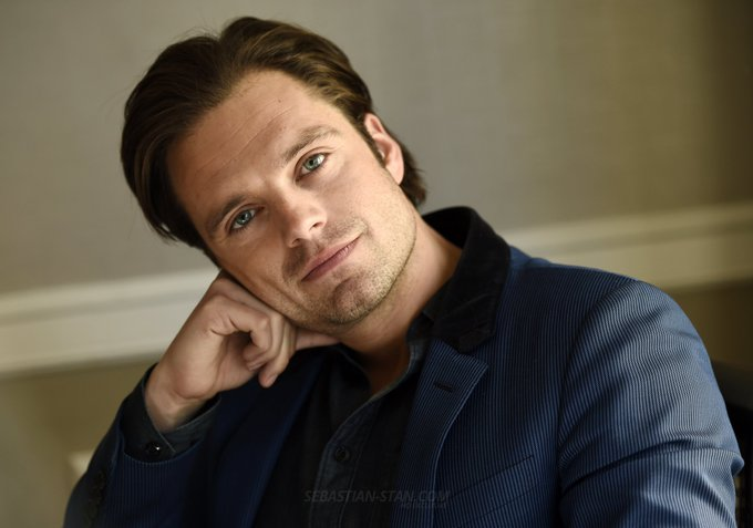 Happy Birthday, Sebastian Stan       God bless you!  Lots of love,  Your fan from Indonesia