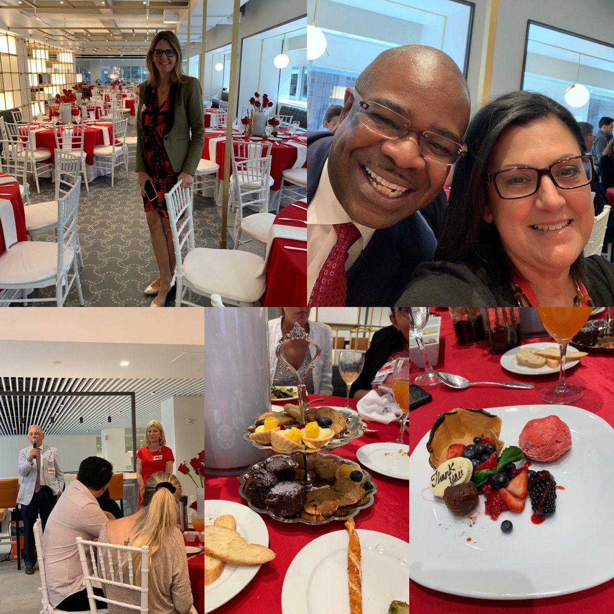 Top 5 Hospital Celebration Planning Committee Luncheon at 466 Lexington today! Kim Solop did a great job in planning this as usual!!! @shaunesmithesq @nyphospital #ProudToBeNYP<br>http://pic.twitter.com/tbLOX0xxce