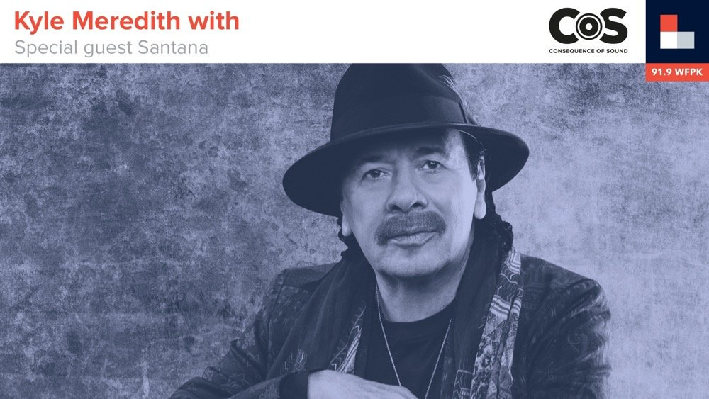 "Legendary guitarist Carlos Santana (@SantanaCarlos)  gives @kylemeredith a call to reminisce on the original #Woodstock, his 1969 debut album, and his 1999 comeback record, Supernatural, particularly its gigantic hit single ""Smooth"": https://t.co/EDWYYY8sei https://t.co/5VdFEgkU4v"