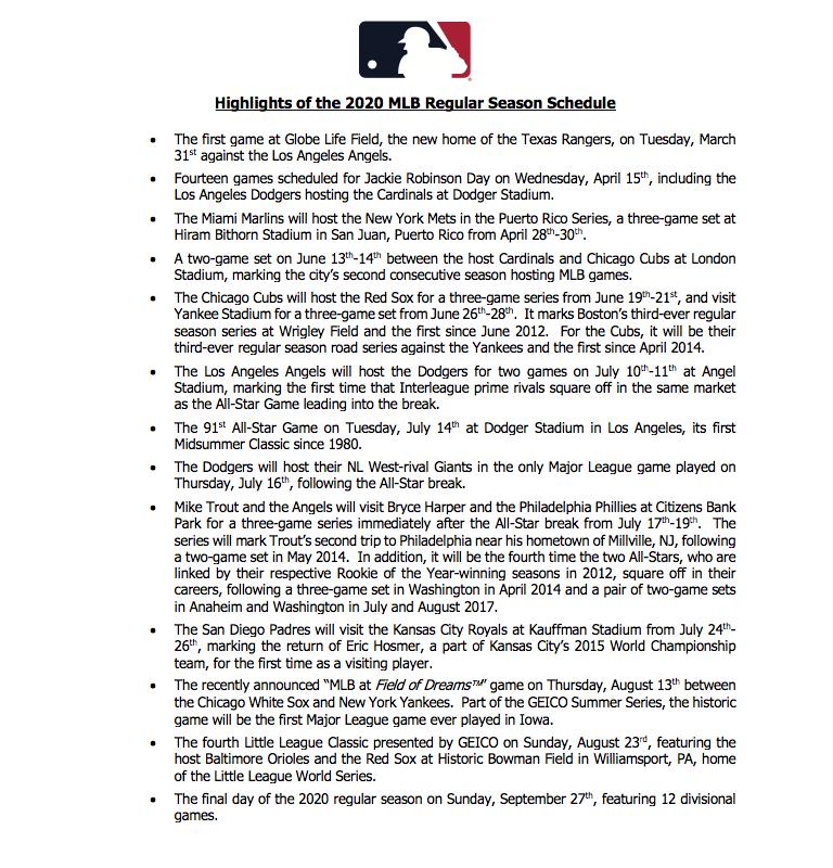 MLB Communications on Twitter: