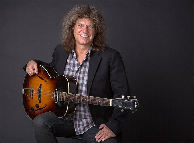 Happy Birthday to Pat Metheny!