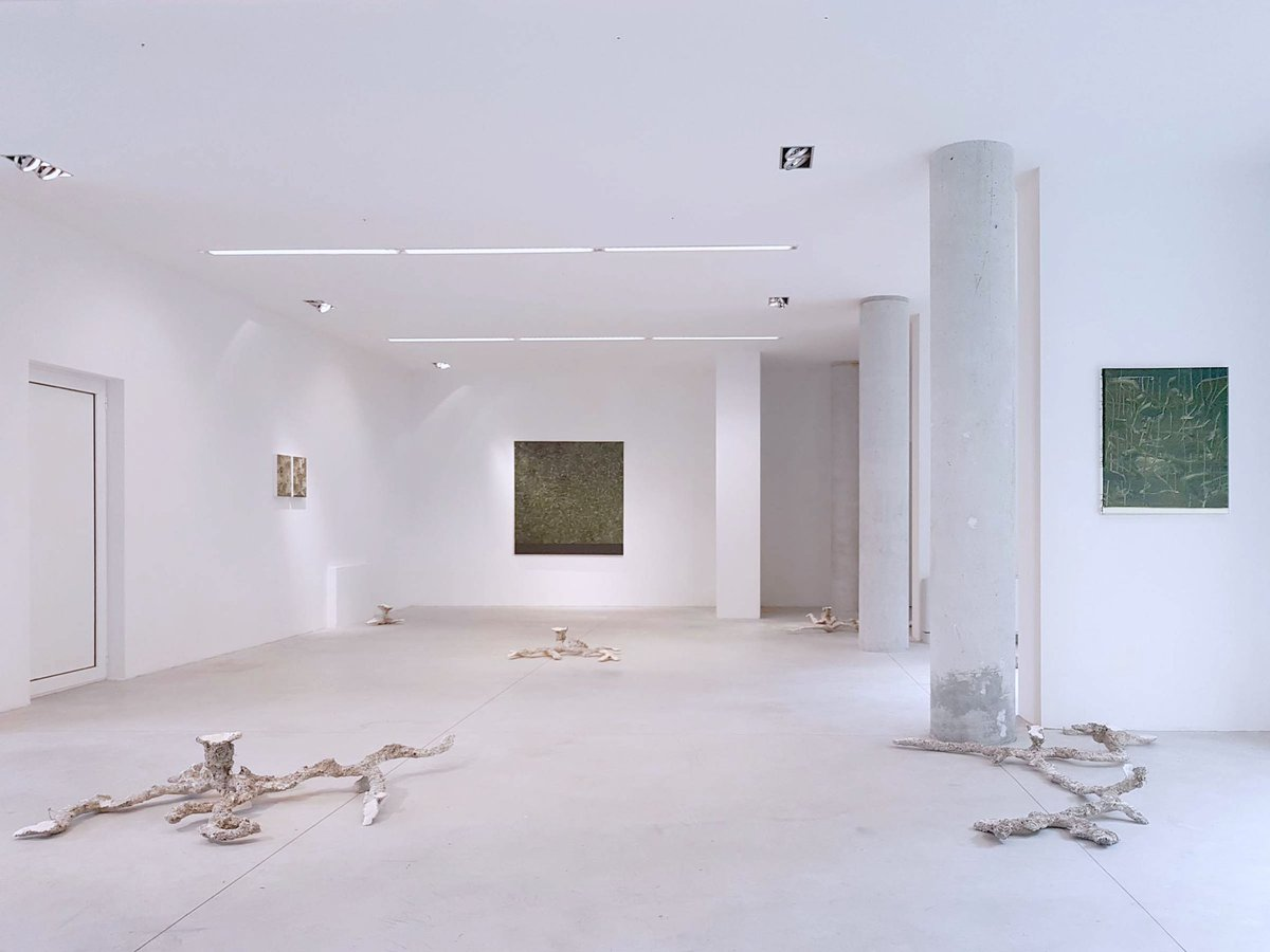 Don't miss #SentieriNonEuclidei with works by @MirkoBaricchi and #AlbertoScodro at @DContemporanee in #Casso. The show us curated by #DanieleCapra. #ContemporaryArt #curating