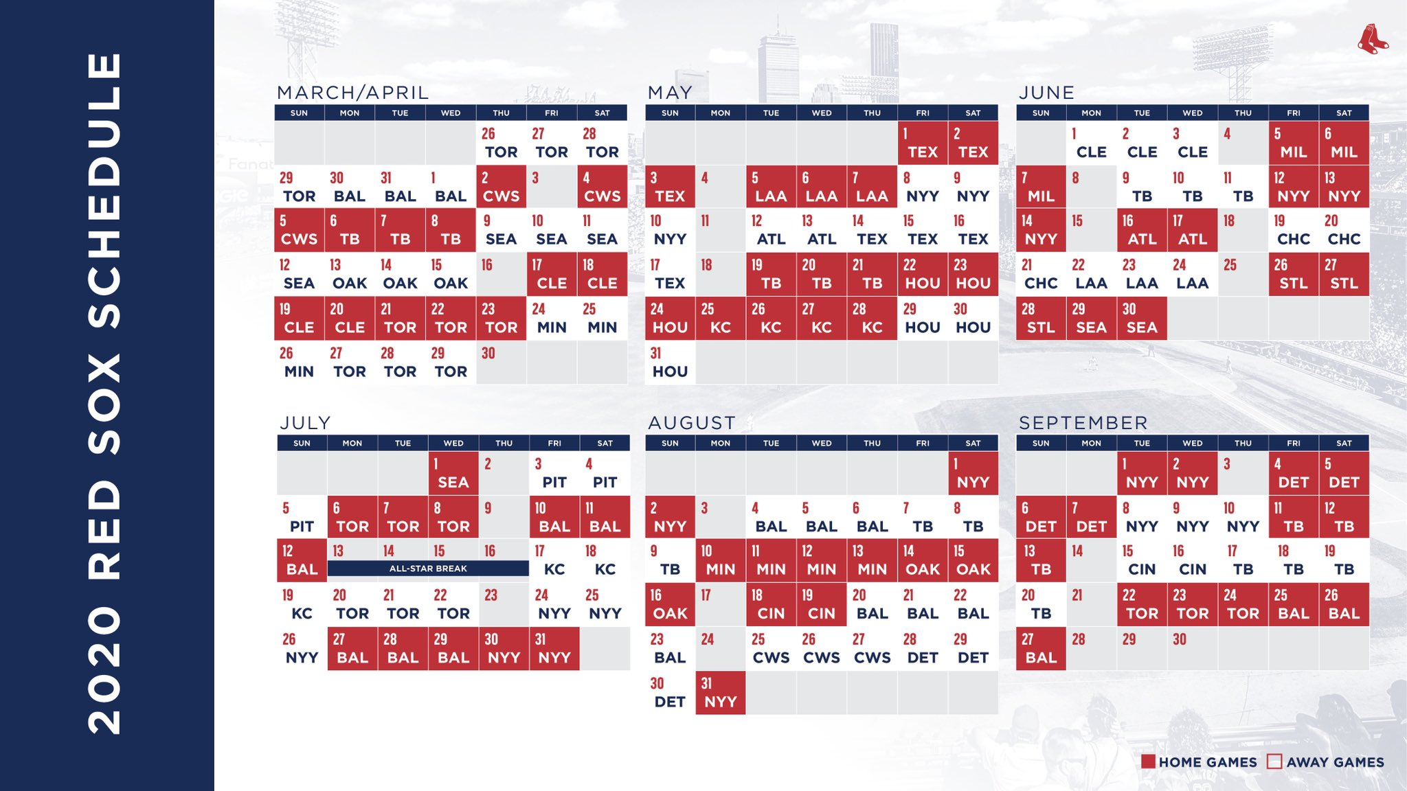 photograph regarding Printable Red Sox Schedule named Crimson Sox upon Twitter: \