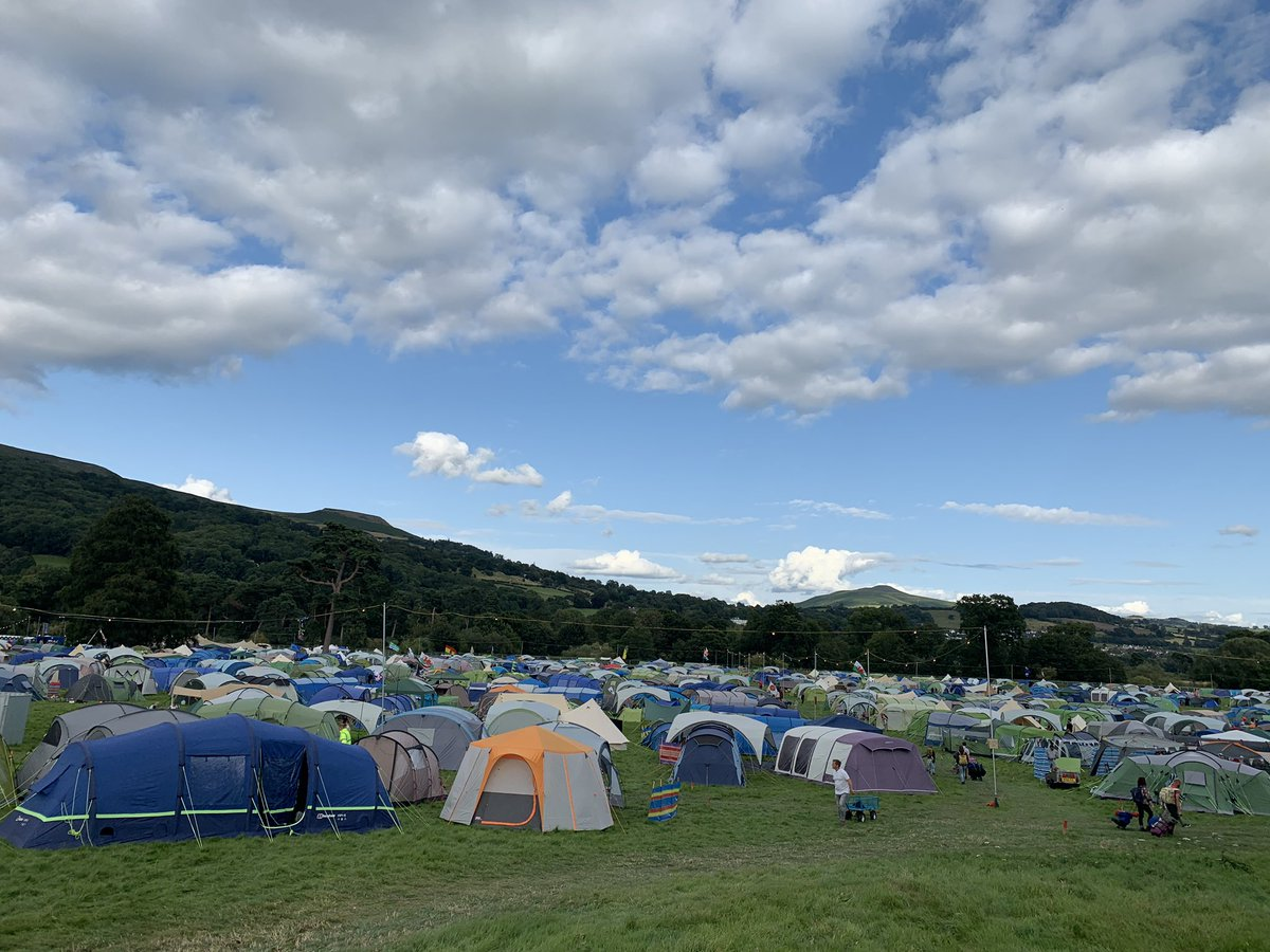 Home for the next week. @GreenManFest #GreenMan19