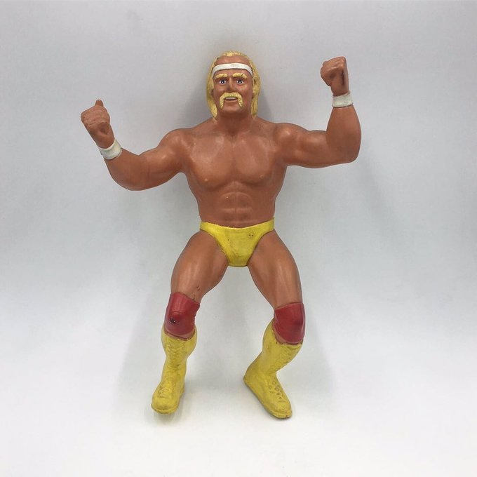 Happy belated birthday to Hulk Hogan who just turned 66 yesterday!