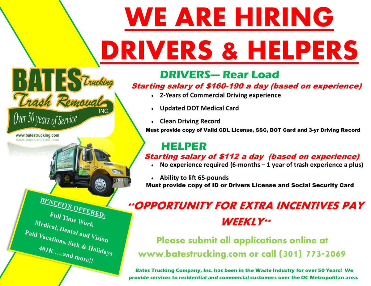 Bates Trucking (@BatesTrucking) | Twitter