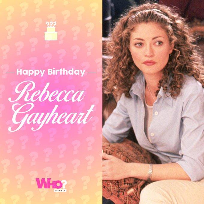 Happy Birthday, Rebecca Gayheart!