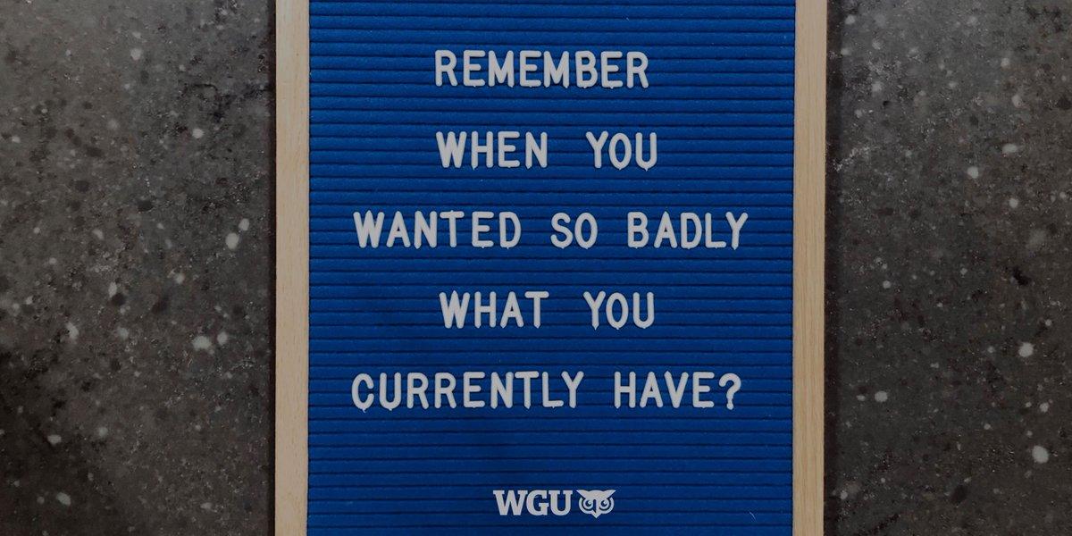 Western Governors U  (@wgu) | Twitter