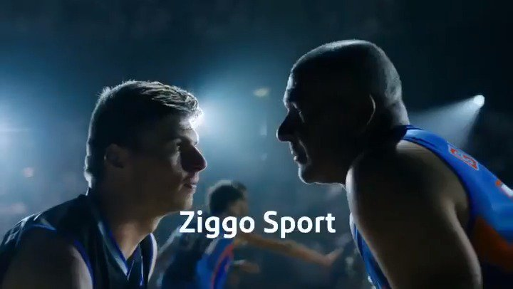 The summer break gives me time to try some new sports. @ZiggoCompany challenged @GullitR and me to a re-match. We had a lot fun making it, I hope you guys enjoy it!