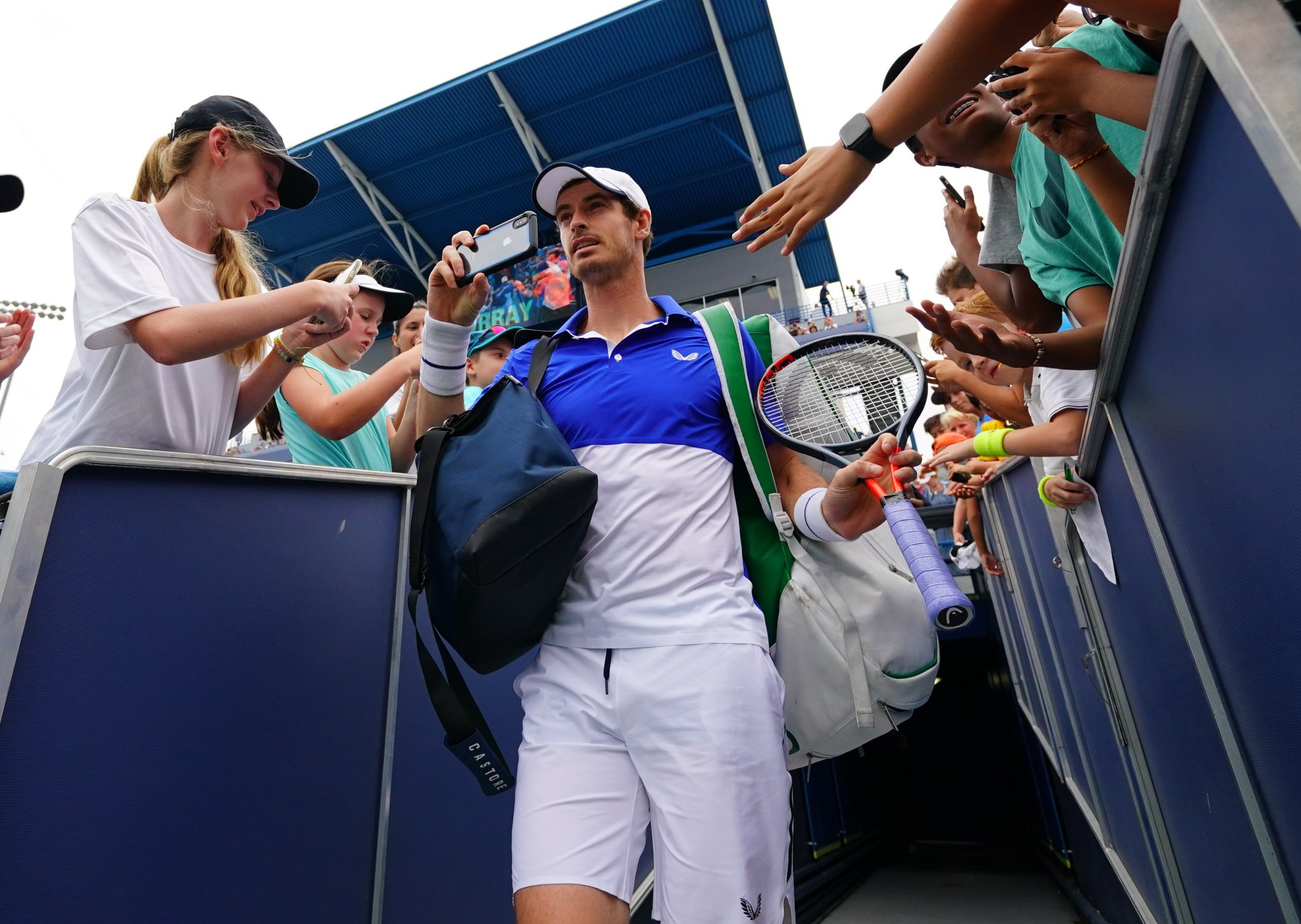 The Casual Tennis Fans Nostalgia For >> Official Site Of The 2019 Us Open Tennis Championships A Usta Event