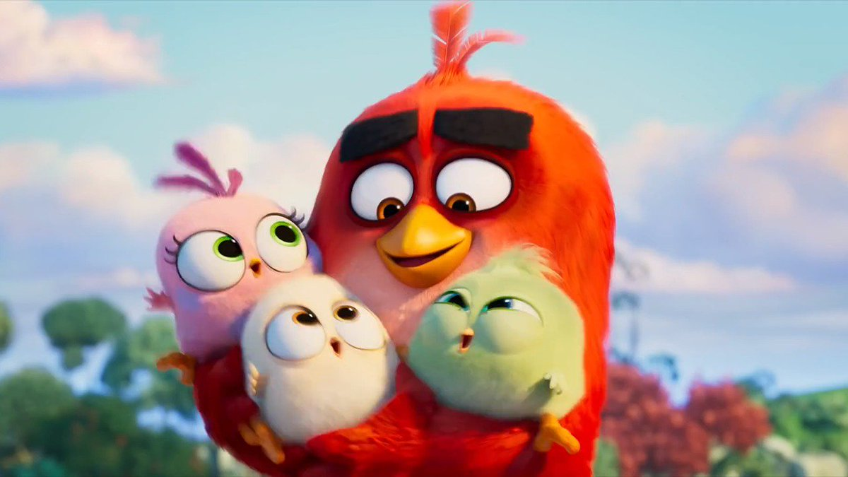 The @angrybirdsmovie sequel arrives this week! Can this #movie earn a 'B+' #CinemaScore like the previous film? 🦆😡