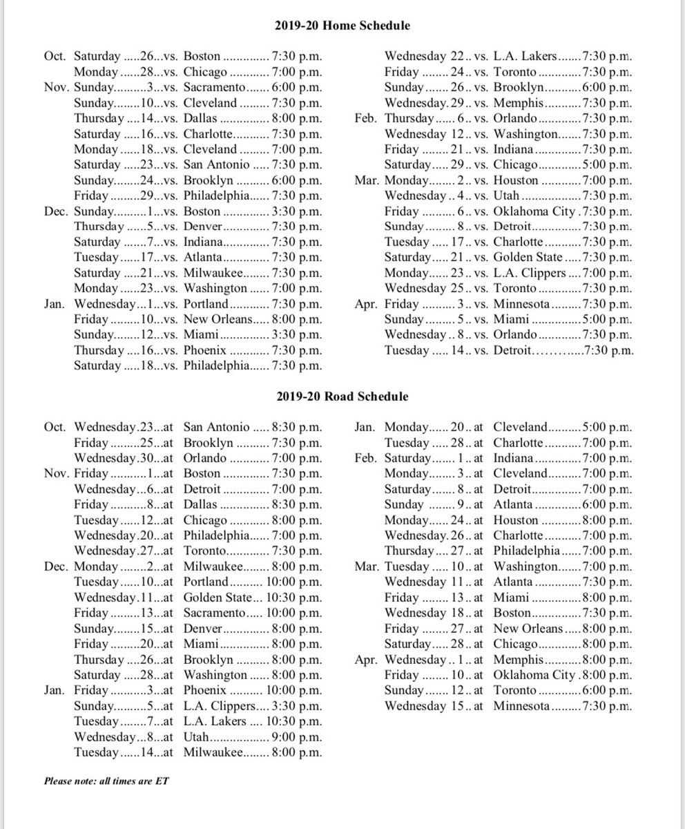 This is an image of Knicks Printable Schedule inside square