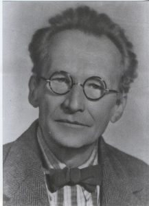 test Twitter Media - Today would mark the 132nd birthday of DIAS' first ever Director of the School of Theoretical Physics, Professor Erwin Schrödinger. He came to Dublin in 1940 to escape WWII and became a naturalized Irish citizen in 1948.  Happy Birthday Erwin! 🎂🎉 #DIASdiscovers https://t.co/QsqXZ2m4ky