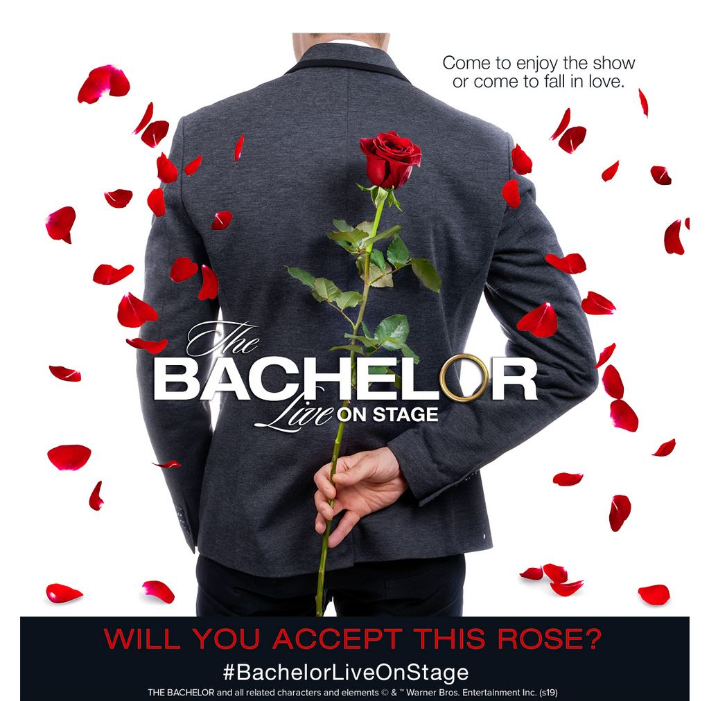 ***Priority Sale Alert*** Get your tickets for The Bachelor Live on Stage NOW before they go on sale to the General Public on Friday, August 16!  USE CODE: 4ROSE  https://t.co/Ha73q2D0sZ https://t.co/pg0D3mxadO