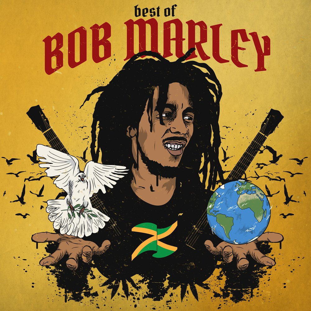 Bob Marley Album Cover Images