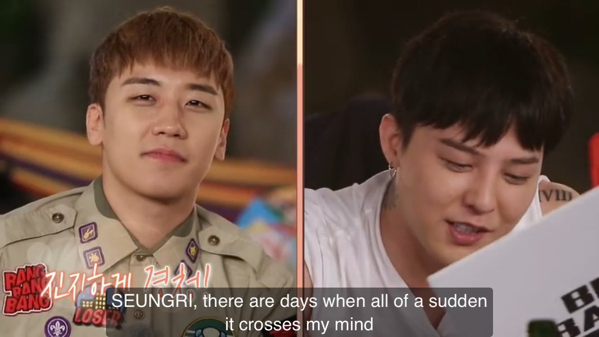 "I really don't care if you support Seungri or not, anymore. But saying 'his hyungs knew"" or ""they warned him"" or ""they never liked him"", it's something that it makes my soul itch. <br>http://pic.twitter.com/PScYjEJala"