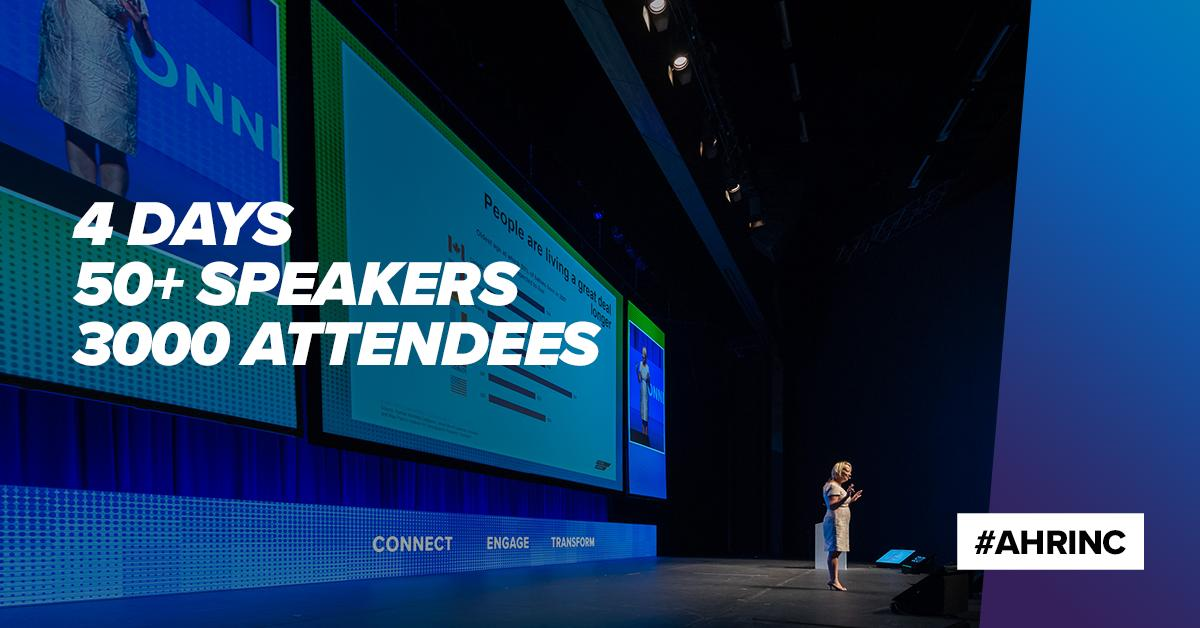 4 days, 50+ speakers to choose from, 100+ exhibitors to view, up to 22 hours of cutting-edge content. Join 3,000+ HR professionals and people managers for Australias largest HR event of the year. ahri.com.au/national-conve…