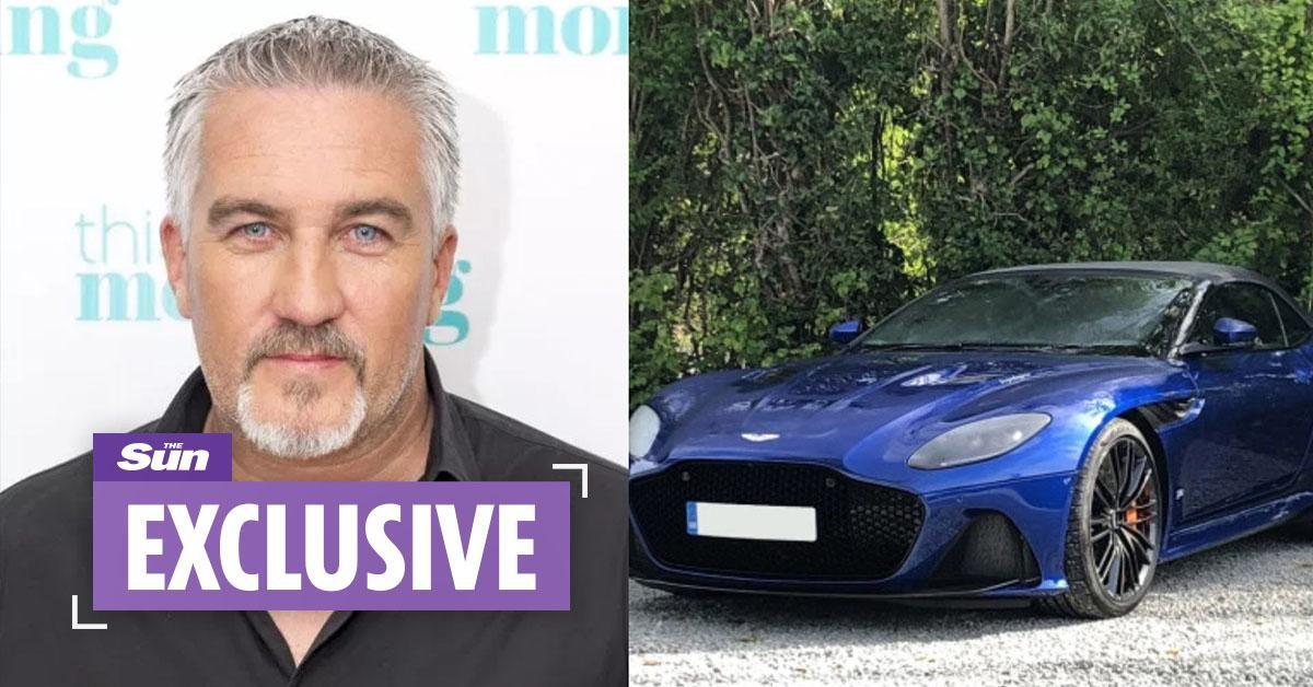 The Sun Su Twitter Paul Hollywood Hides New Aston Martin From Ex Summer By Parking It At The Pub Https T Co Os3ysaddmq