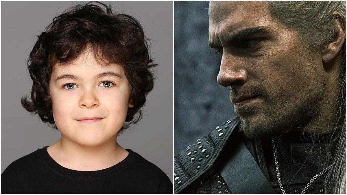 Newcomer Tristan Ruggeri Cast Geralt Rivia Netflix Witcher