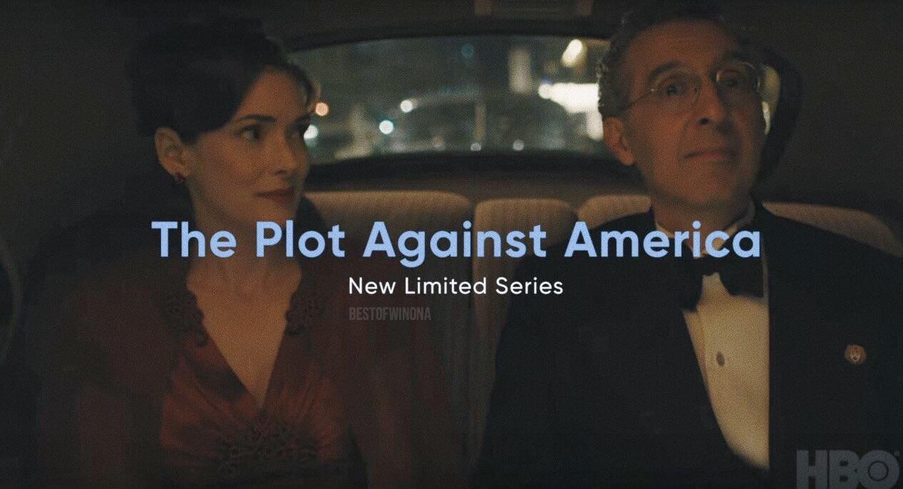 """Résultat de recherche d'images pour """"the plot against america hbo"""""""