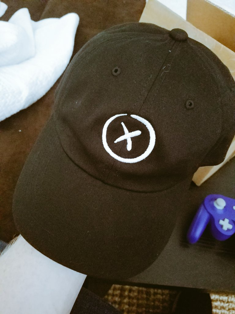 @MattVanHaven Huge thanks for the hat dude! It is perfect tbh. I really appreciate it!